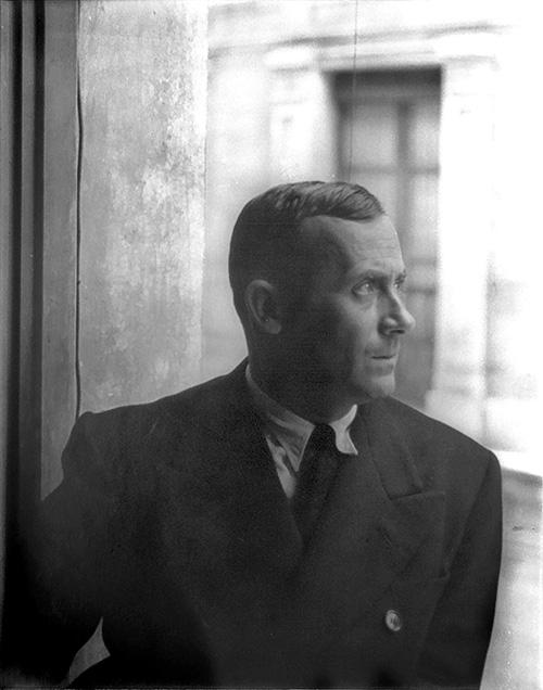 Retrato de Joan Miró