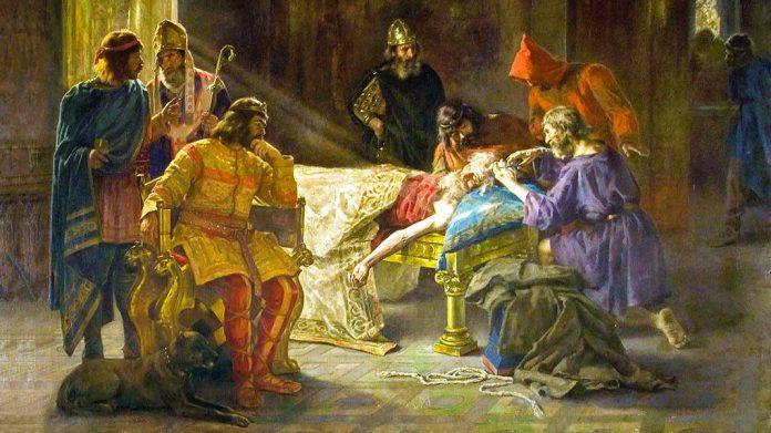 Rey visigodo: ¿El oficio mas peligroso de la historia?