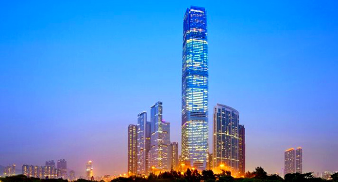 The Ritz-Carlton Hong Kong en Hong Kong, China