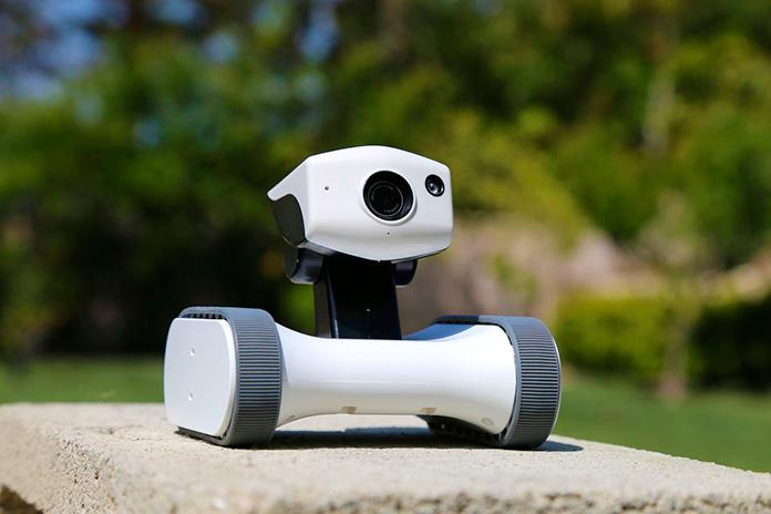 Robot de vigilancia iPatrol Riley
