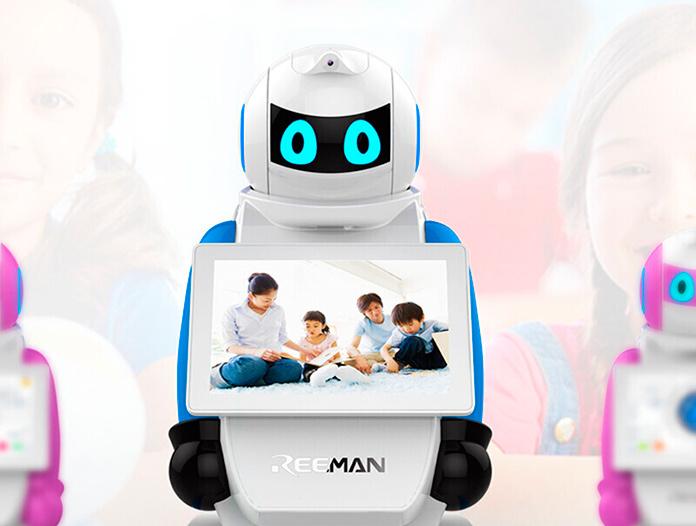 Robot traductor Reeman