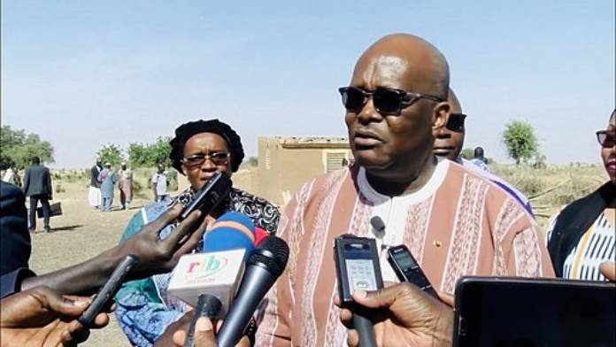 Burkina Faso: Roch Marc Christian Kaboré