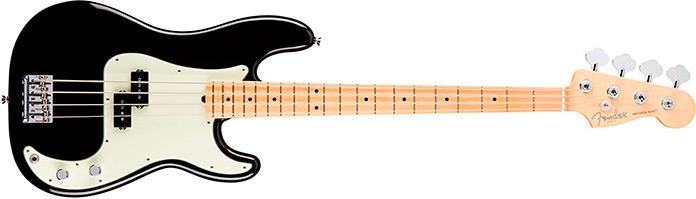Black P-Bass