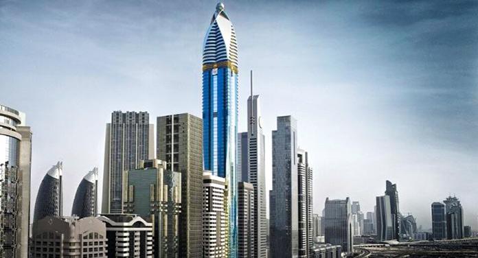 Rose Rayhaan by Rotana en Dubái, Emiratos Árabes Unidos