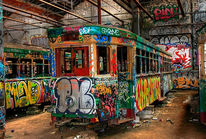 Rozelle Tram Depot (Nueva Gales del Sur, Australia)