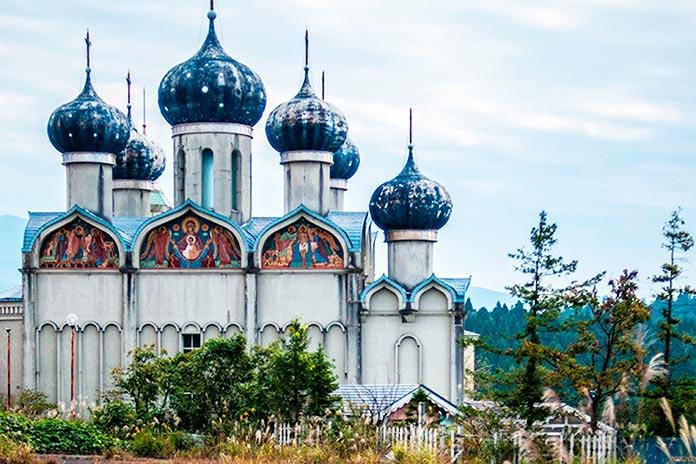 Russian Village en Niigata (Japón)