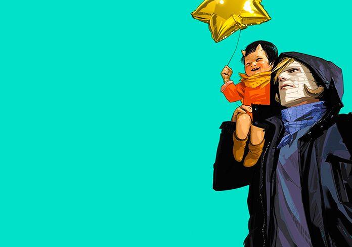 Saga, la aventura épica espacial que triunfa en el mundo del cómic