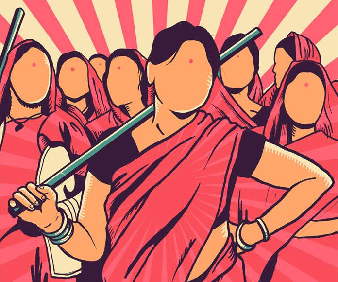 Sampat Pal Devi y las Gulabi Gang