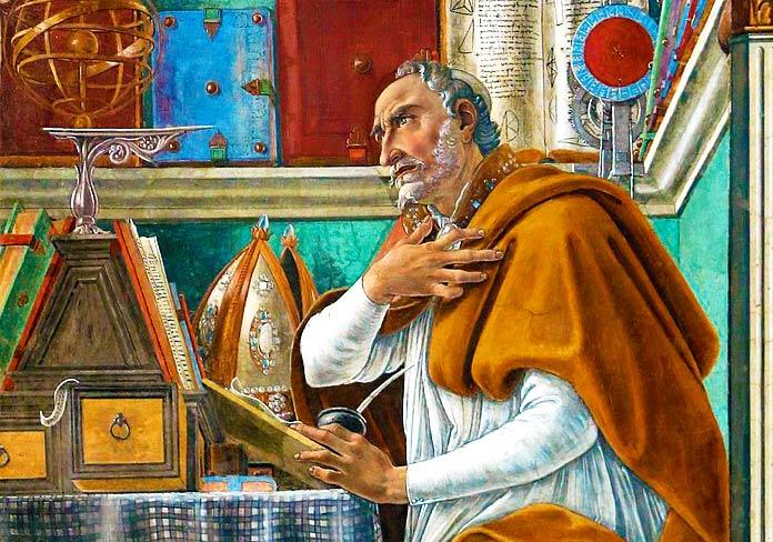 San Agustín y su teología de la historia | Cinco Noticias