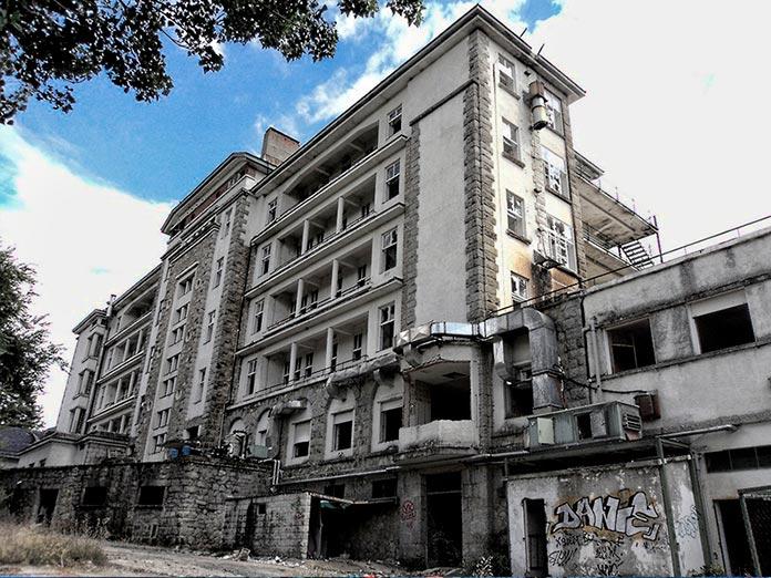 Sanatorio de Marina (Los Molinos)