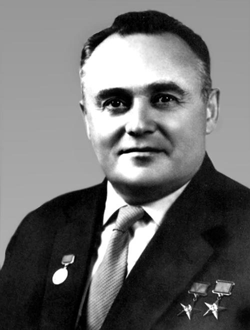 Serguéi Pávlovich Koroliov