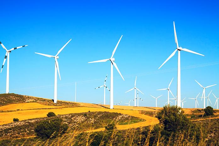 Soluciones para el efecto invernadero: Energía eólica