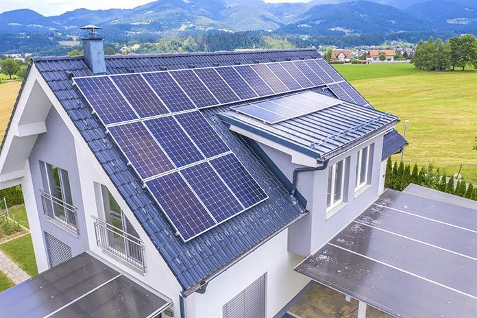 Soluciones para el efecto invernadero: Paneles solares fotovoltaicos