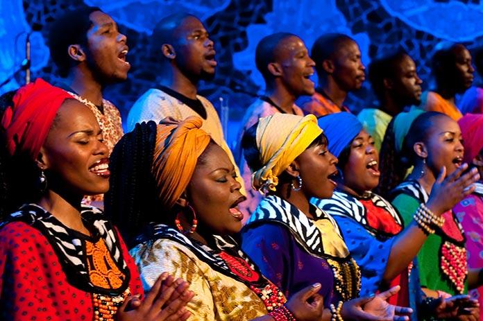 Goro de gospel Soweto