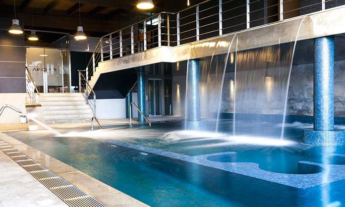 Spa Vila de Allariz - piscina spa