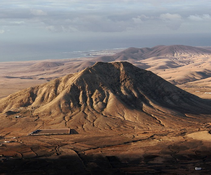 Star Wars elige Fuerteventura como plató de cine natural