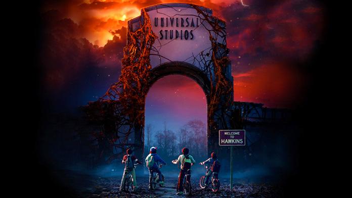 Atracción Stranger Things Horror Nights de Universal Studios