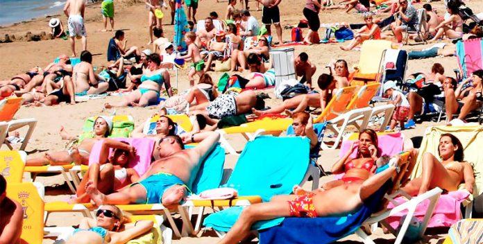 El turismo en España anotó un nuevo récord en 2017.