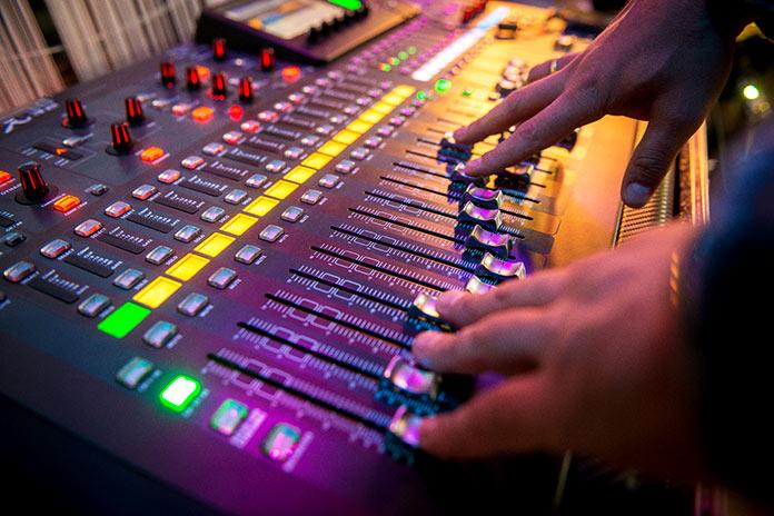 Técnico Superior en Sonido para Audiovisuales y Espectáculos