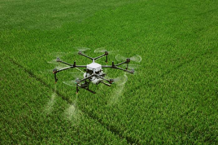 Tecnologias-AgropecuariasDron-Volando