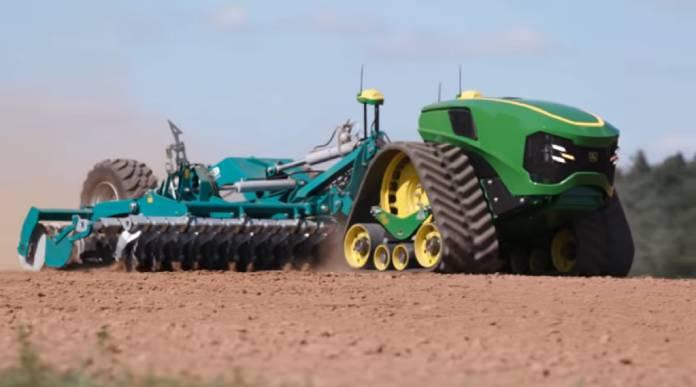 Tecnologias-AgropecuariasTractor-Electrico-Autonomo