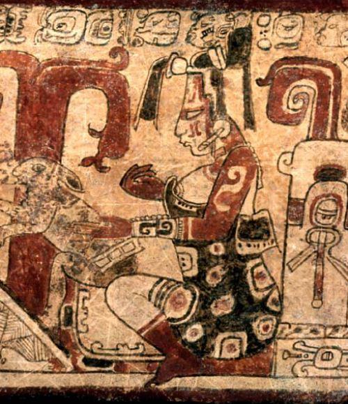 Templos mayas. Isla de Mujeres. Diosa Ixchel.