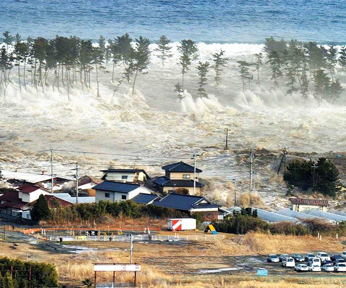 Así vivió Japón el terremoto y el tsunami que devastaron el país en 2011: la catástrofe de cerca