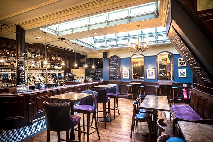 The Punch Tavern Pub