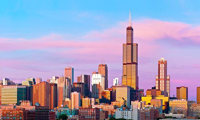Torre Willis (anteriormente Torre Sears), Chicago.