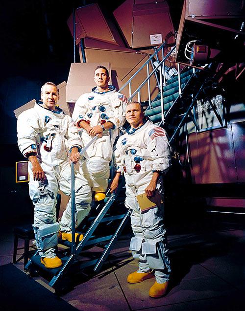 Tripulación del Apollo 8