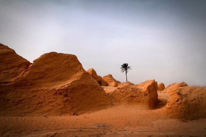 El Desierto de Túnez