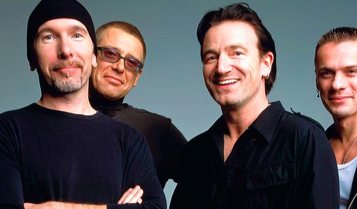 Integrantes de U2