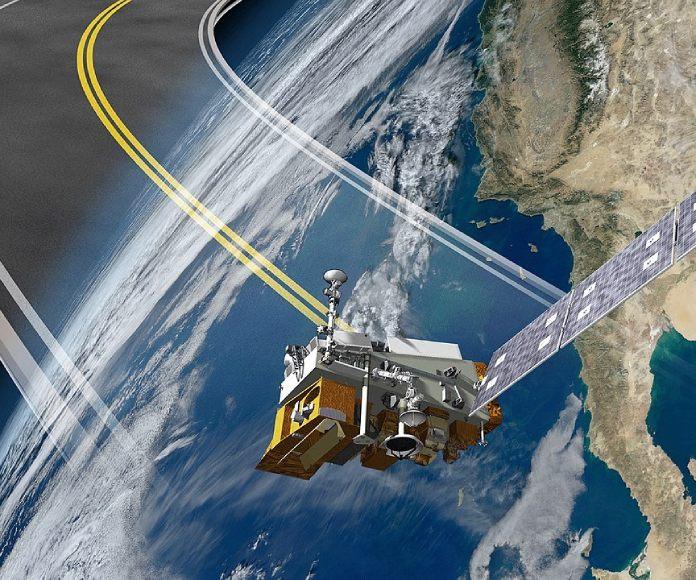 Una cámara gigante vigila la Tierra desde el espacio