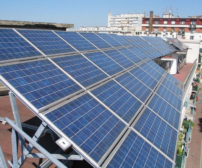 Una escuela en Francia tiene el techo fotovoltaico más grande del mundo