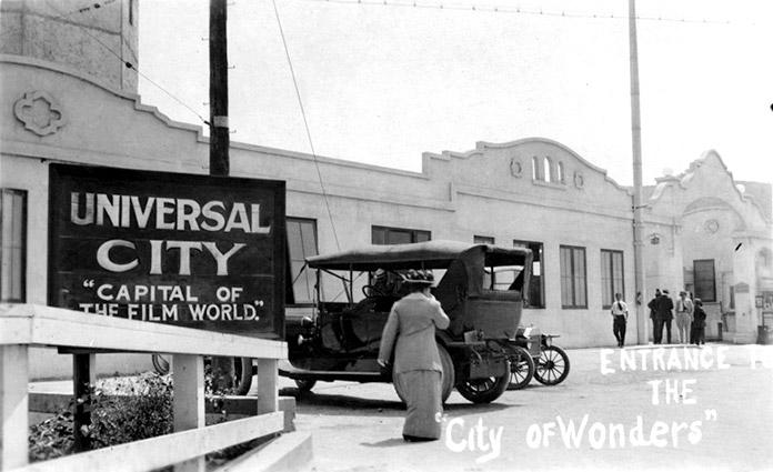 Entrada a Universal Studio