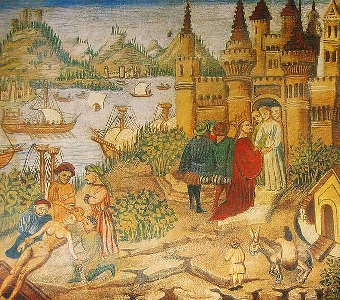 Universidades más antiguas de Europa: Escuela Médica Salernitana
