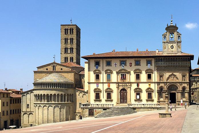Universidades más antiguas de Europa: Universidad de Arezzo