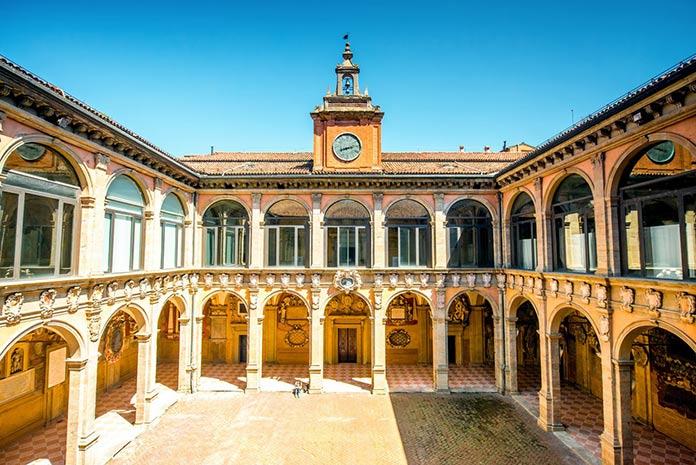 Universidades más antiguas de Europa: Universidad de Bolonia