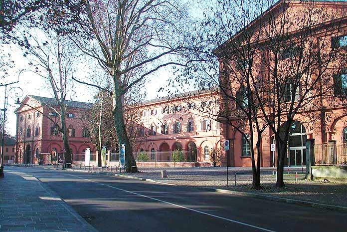 Universidades más antiguas de Europa: Universidad de Módena