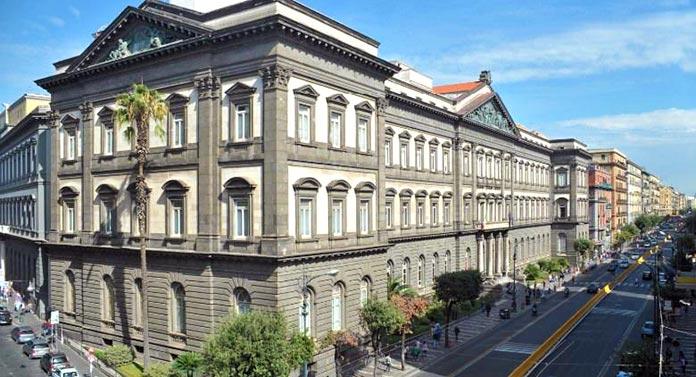 Universidades más antiguas de Europa: Universidad de Nápoles
