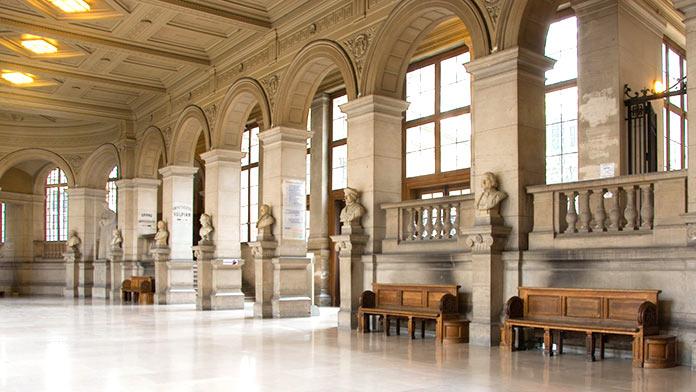 Universidades más antiguas de Europa: Universidad de París