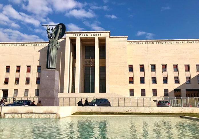 Universidades más antiguas de Europa: Universidad de Roma