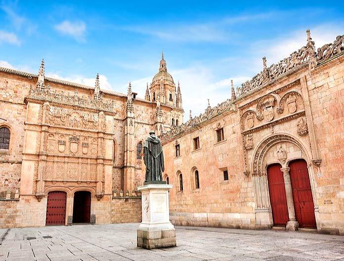 Universidades más antiguas de Europa: Universidad de Salamanca