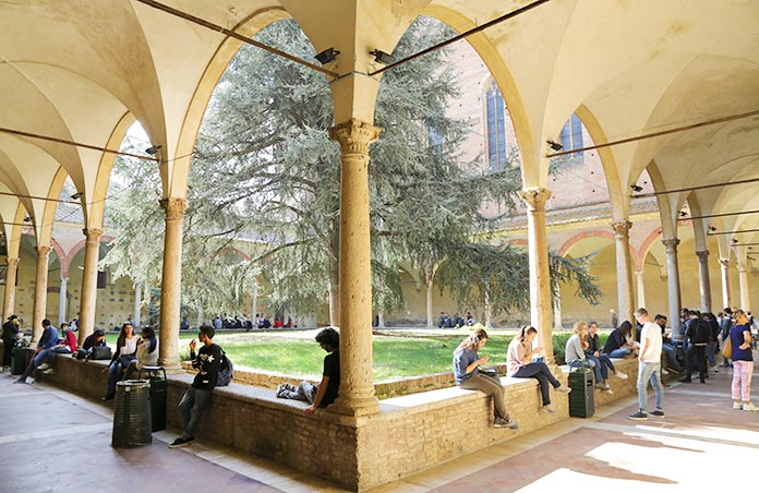 Universidades más antiguas de Europa: Universidad de Siena