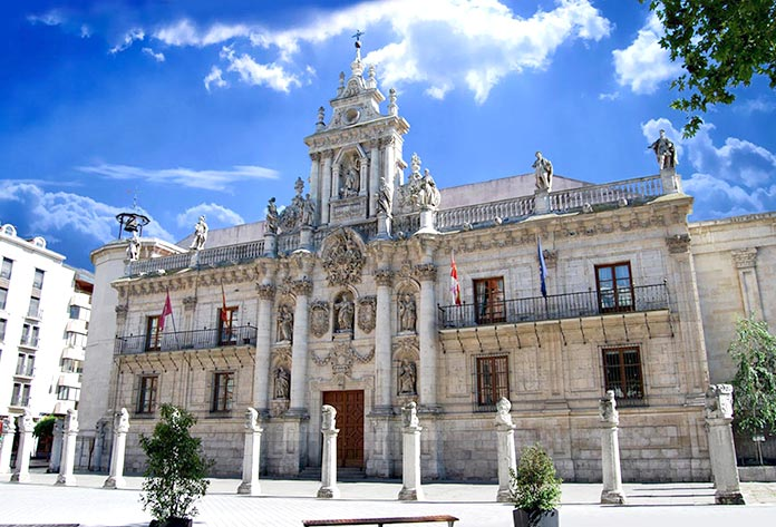 Universidades más antiguas de Europa: Universidad de Valladolid