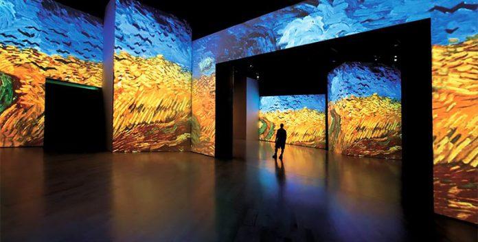 Van Gogh Alive: nueva manera de vivir el arte en Sevilla.