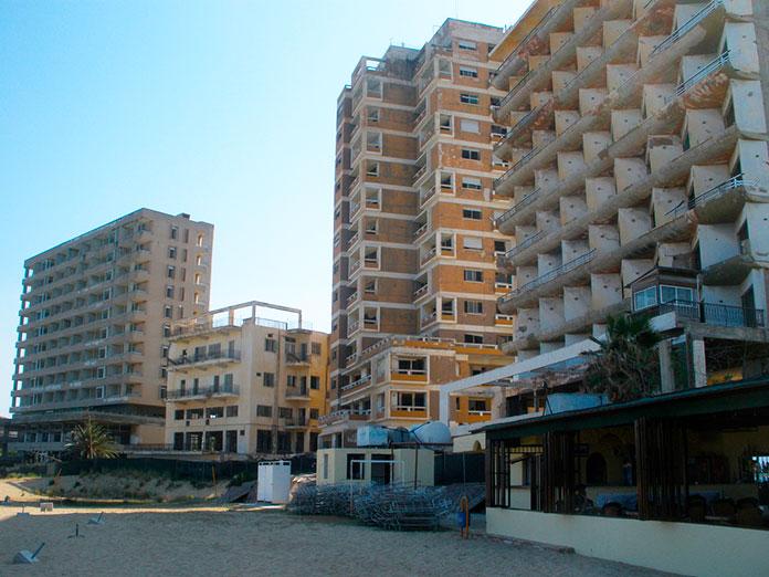 Varosha, Famagusta (Chipre)