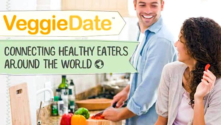 Apps para ligar con veggies - VeggieDate