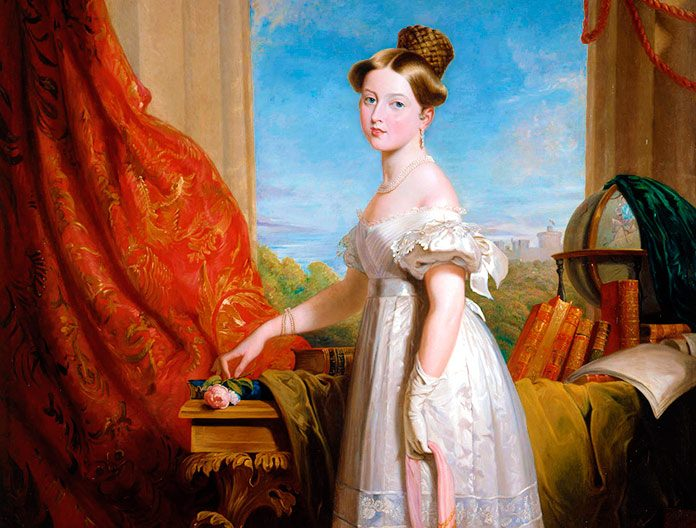 La abuela de la Real Europa: Victoria I