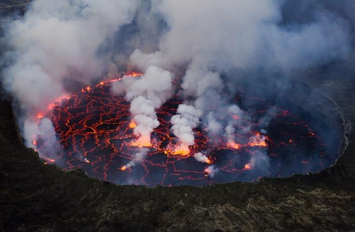 Volcanes-Activos-Nyiragongo